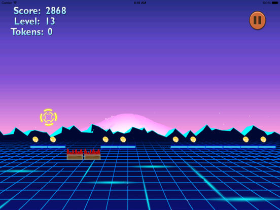 Arcade Wars Dash PRO - Computer Robot Cube Jump screenshot 7