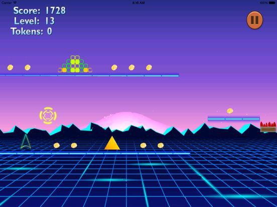 Arcade Wars Dash PRO - Computer Robot Cube Jump screenshot 8
