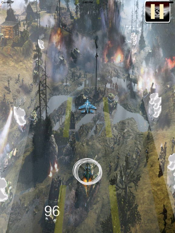 A Simulator Racing Copter - Helicopter Sim Game screenshot 7