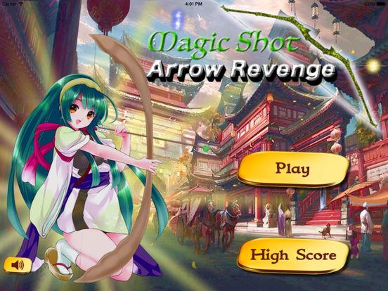 Magic Shot Arrow Revenge Pro - A Powerful Bow screenshot 6