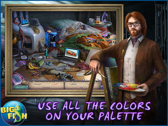 Subliminal Realms: The Masterpiece HD - A Hidden Object Mystery (Full) screenshot 2