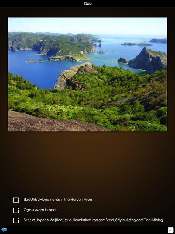 Japan Unesco World Heritage screenshot 9