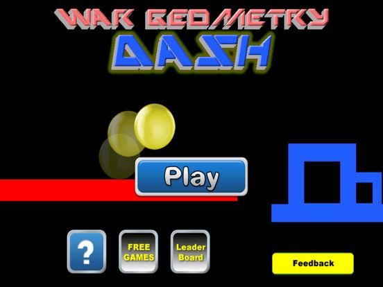 War Geometry Dash PRO - Amazing Geoboard screenshot 6