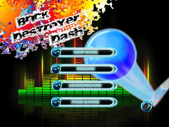 Brick Destroyer Dash - Classic Awesome Breaker screenshot 6