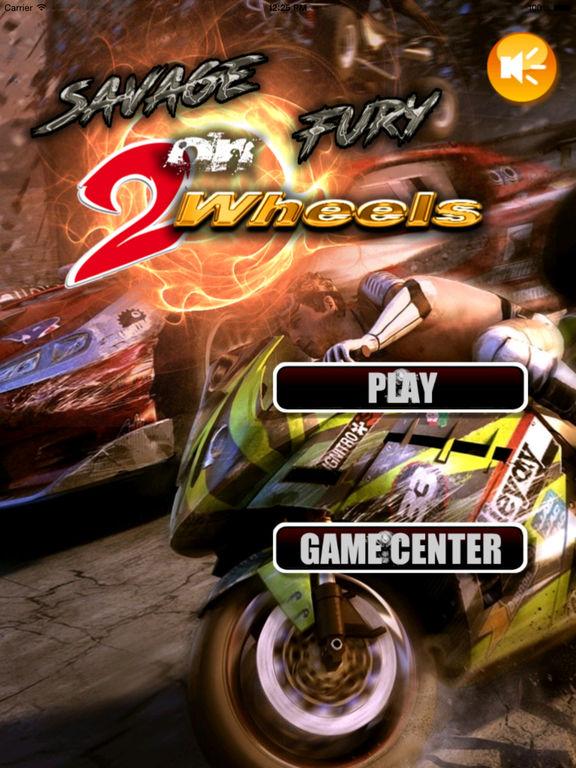 Savage Fury On Two Wheels Pro -AmazingExtremeSpeed screenshot 6