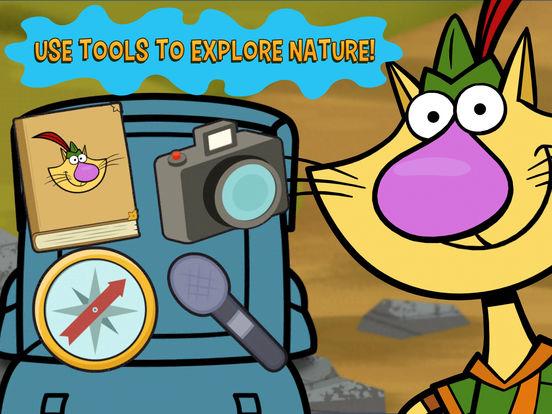 Nature Cat's Great Outdoors screenshot 6