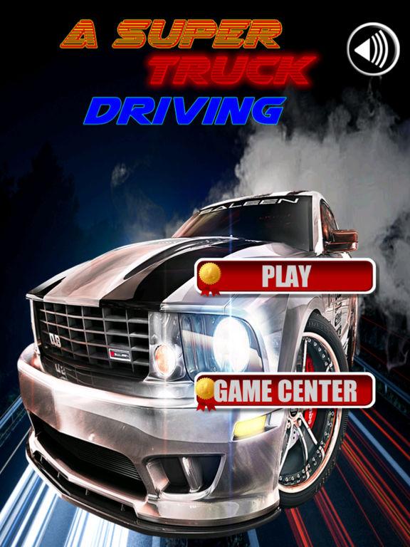A Super Truck Driving - Crazy Car Game screenshot 6