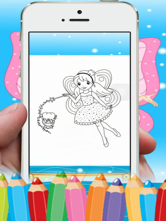 Kids Color Book - Draw and Painting screenshot 5