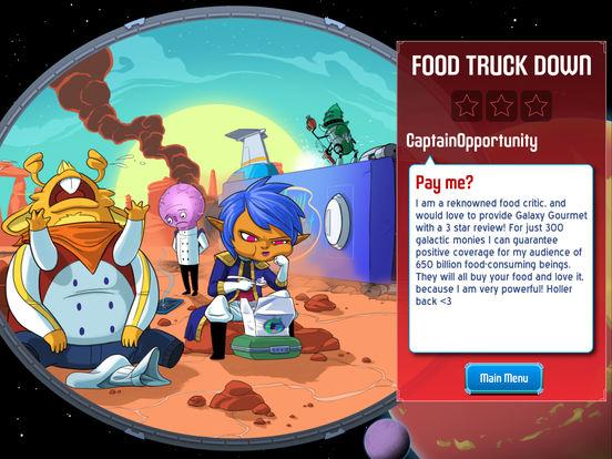 Space Food Truck screenshot 5