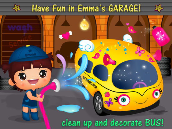 Sweet Little Emma Playschool 2 - Dream PreSchool screenshot 10