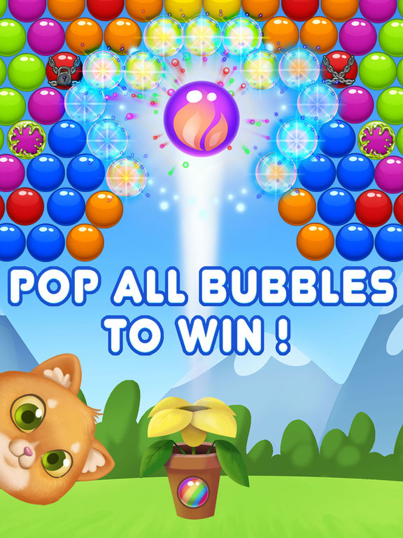 Bubble Shooter! Cat screenshot 6
