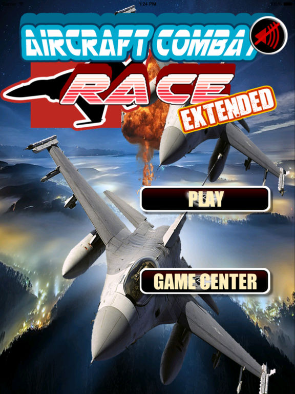Aircraft Combat Race Extended Pro - Amazing Speed In The Clouds screenshot 6