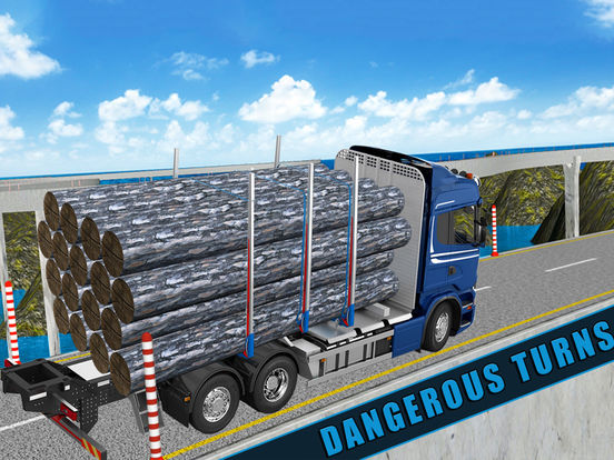Truck Drive Cargo 3D screenshot 8