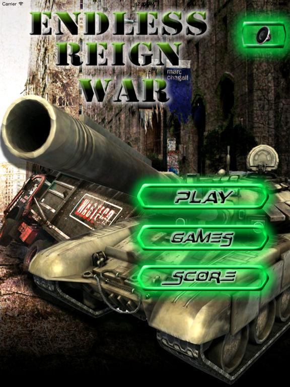 Endless Reign War - Xtreme Iron screenshot 6