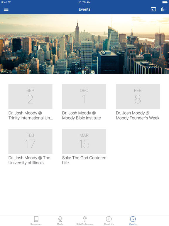 God Centered Life Ministries screenshot 5