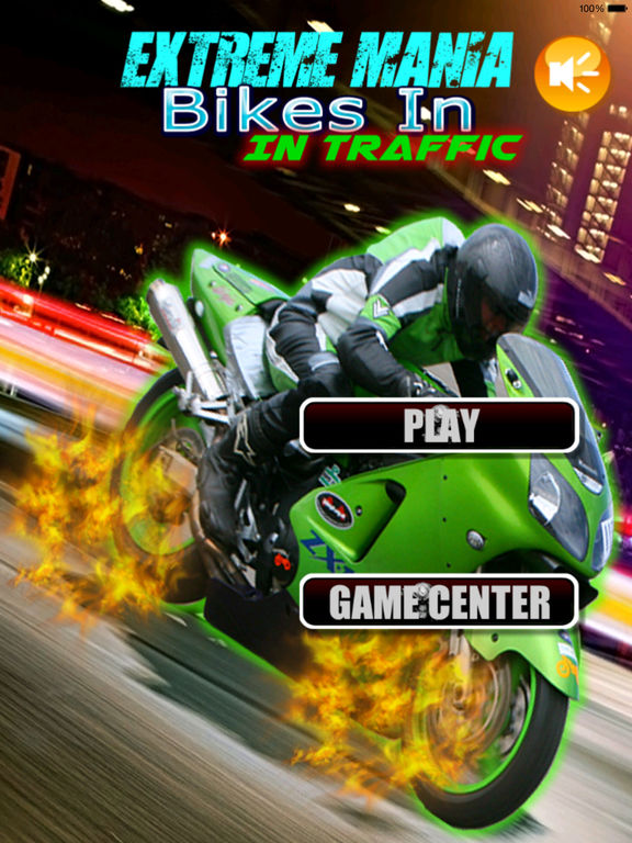 Extreme Mania Bikes In Traffic - Game Powerful Bike Race screenshot 6