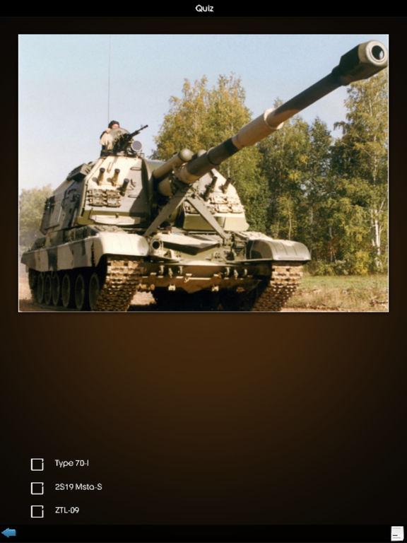 Military Artilery Info screenshot 9