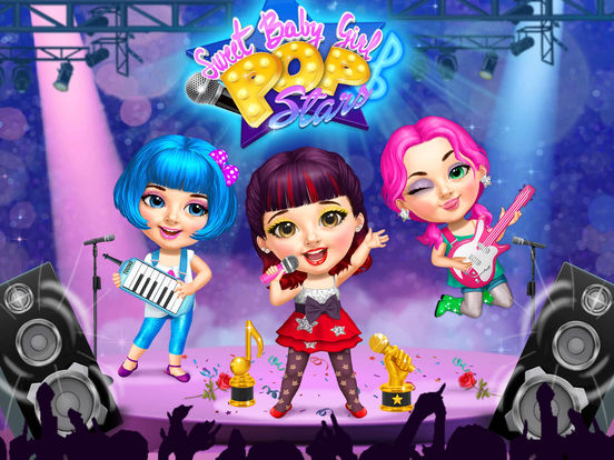 Sweet Baby Girl Pop Stars screenshot 6