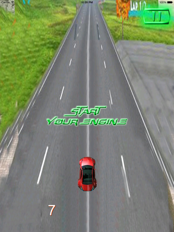 Real Driving Fast - Xtreme Adrenaline Rivals screenshot 6