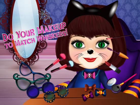 Funny Halloween Party 2 - Dress Up, Makeup & Nails screenshot 7