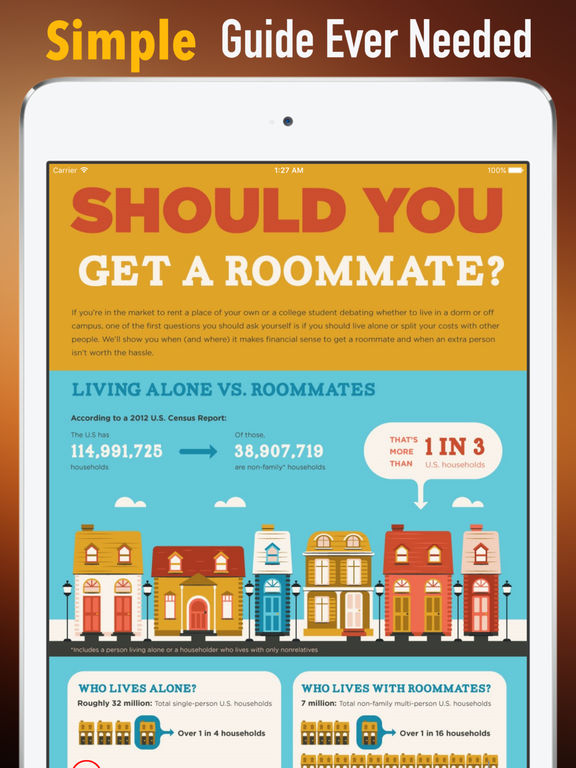 The Perfect Roommate in College:Campus Guide screenshot 6