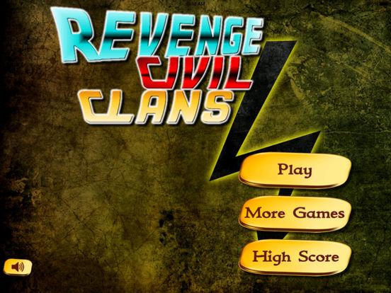 A Revenge Civil Clans - Archery War Master Game screenshot 6