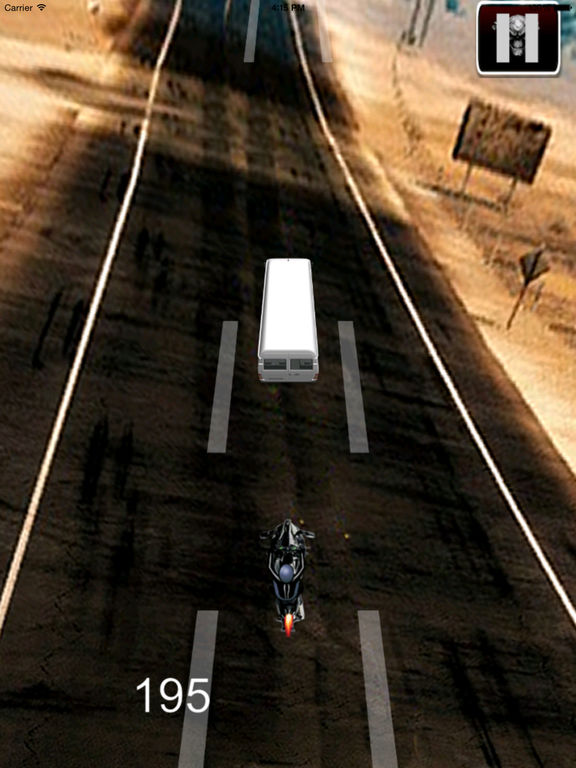 A Race Motorcycle Driver - Awesome Highway Rider Game screenshot 10