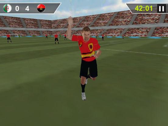Real Flick Football : Pen-alty Soc-cer hero-es screenshot 8