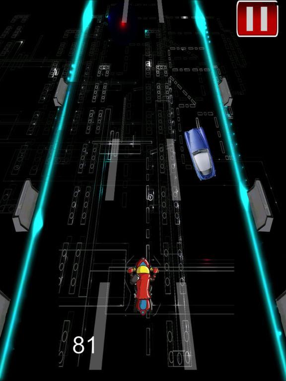 A Super Cool Explosive Bike - Explosive  Game screenshot 9