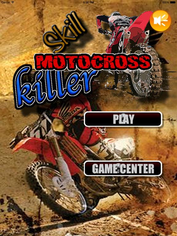 A Skill Motocross killer - Flames In Propeller Bike Game screenshot 6