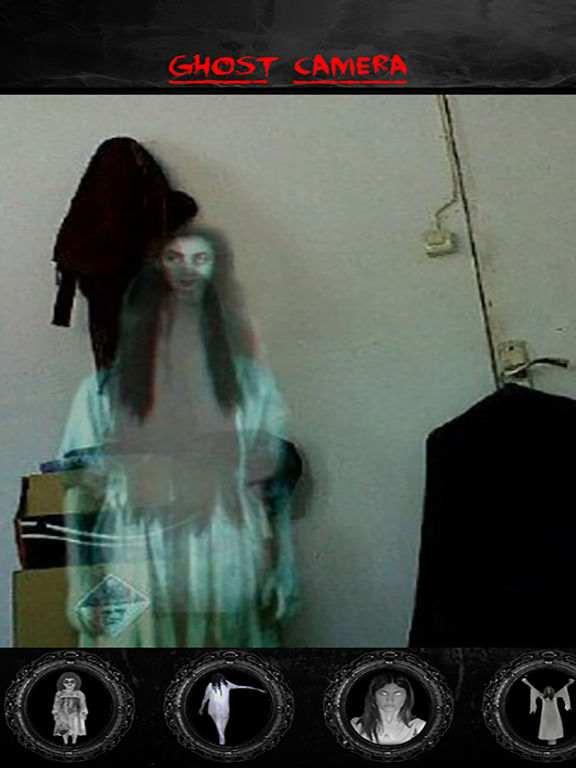 Ghost Caught on Camera Prank | Apps | 148Apps