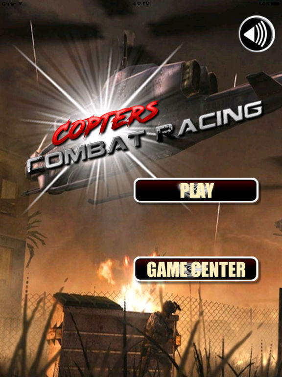 Copters Combat Racing Pro - Simulator Race Helicopter Game screenshot 6