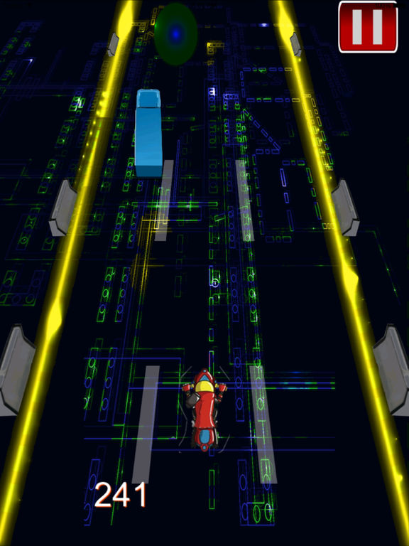 A Moto Hero Of The Night PRO - Extreme Motor Game screenshot 10