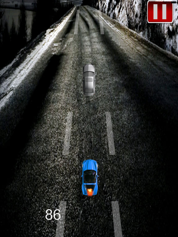 A Fast Speed To The Bitter End Pro - A Hypnotic Game Of Driving screenshot 10