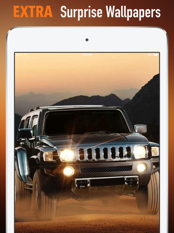 Hummer Wallpapers HD:Quotes with Art Pictures screenshot 8