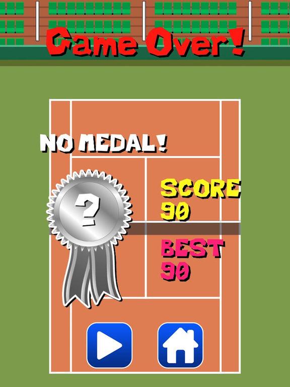 Retro Tiny Tennis screenshot 8