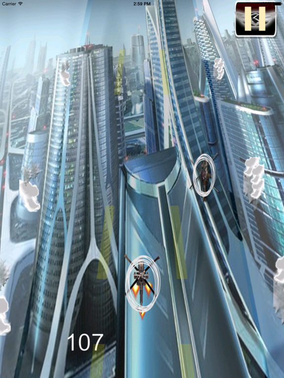 Awesome Helicopter Race Deluxe Pro - A Burst Of Adrenaline And Speed screenshot 8