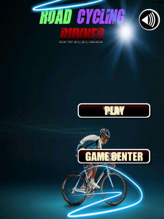 A Road Cycling Runner - A Xtreme Adrenaline screenshot 6