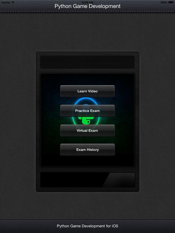 Python Games screenshot 6