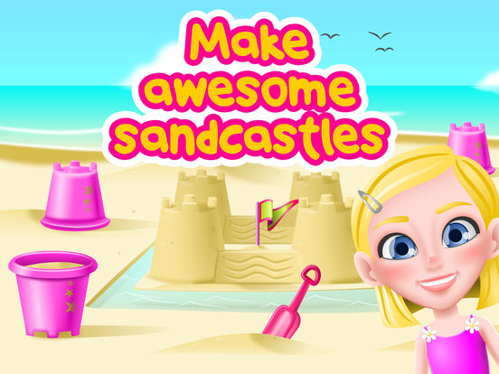 BFF Summer Fun - No Ads screenshot 9