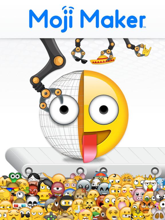 Moji Maker™ | Emoji & Avatar screenshot 6