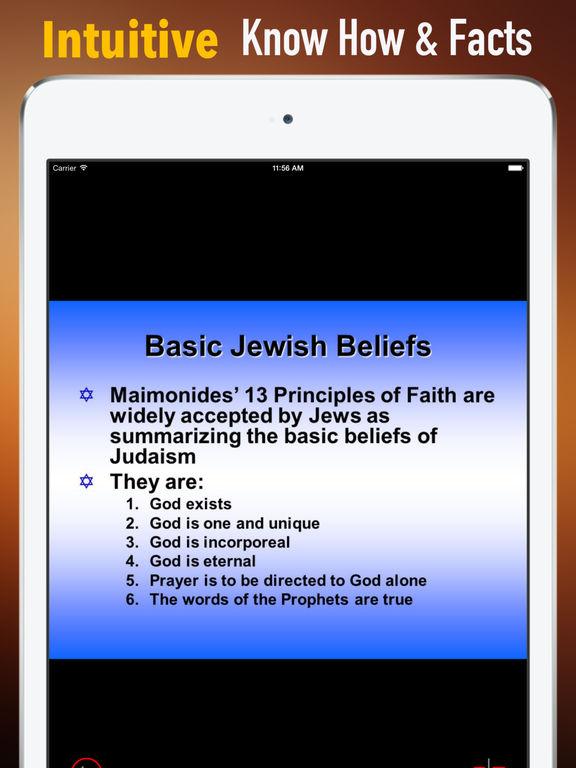 Jewish Glossary: Cheatsheet with Study Guide screenshot 6