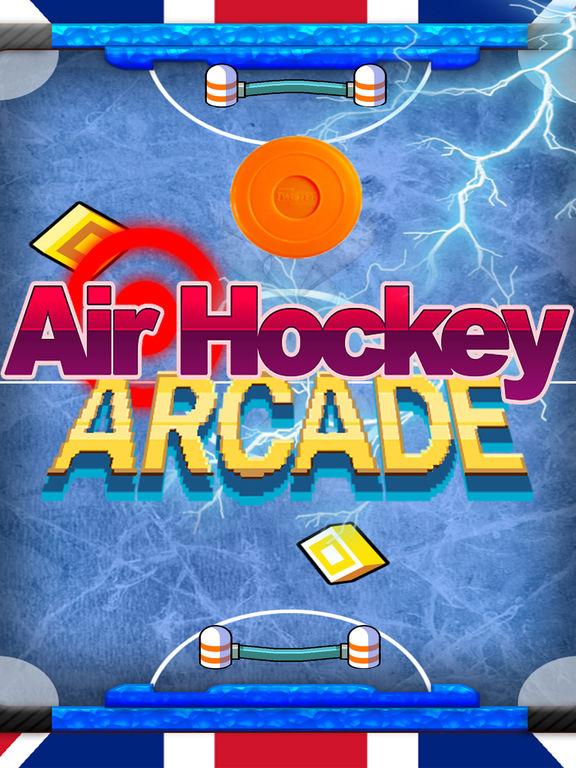 Air hockey arcade - Avoid the knights screenshot 4