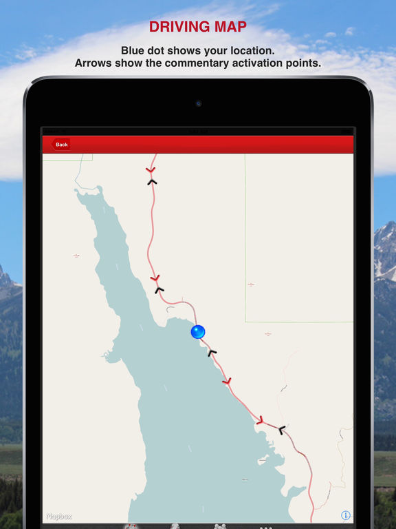 Yellowstone Grand Teton GyPSy screenshot 7