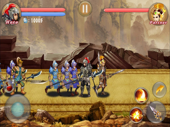 RPG Blood Honour screenshot 7