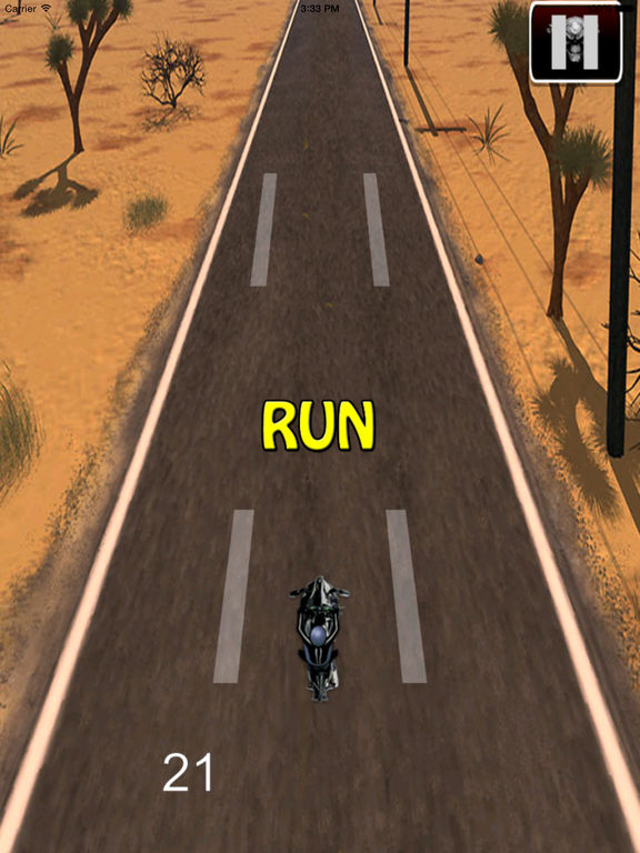 A Motorcycle Speedway Burning - Speed Unlimited screenshot 10