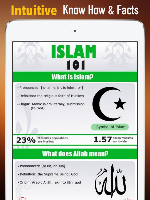 Islam Glossary: Cheatsheet with Study Guide screenshot 6