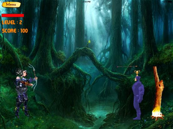 Archer Girl Revenge Deluxe - The Secret Is In The Shot screenshot 9
