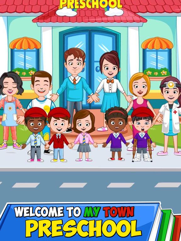 My Town : Preschool screenshot 6