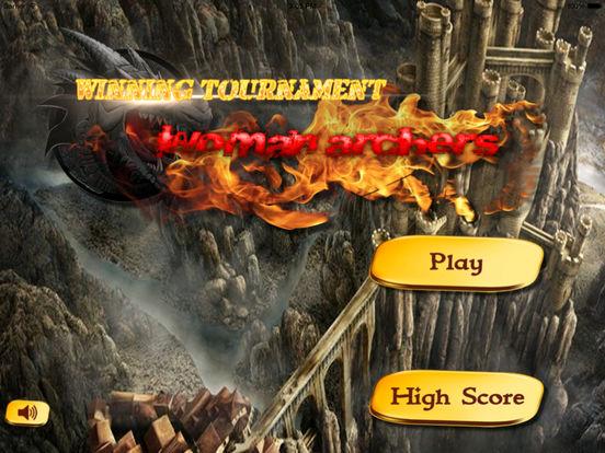A Winning Tournament Woman Archer Pro- Archer Game screenshot 6